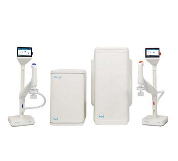Type 1 (Ultrapure) Milli-Q Water Purification Systems